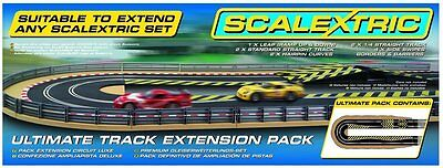 SCALEXTRIC C8514 Ultimate Track Extension Pack 1:32 Scale Accessory *NEW*