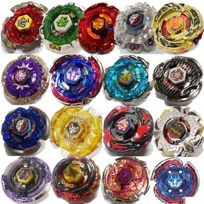 New BEYBLADE METAL FUSION MASTERS ZERO-G/4D System + With Launcher FREE SHIPPING