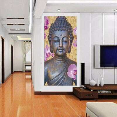 Modern Wall Hanging Canvas Picture Art Print Painting Home Decor Buddha A-S