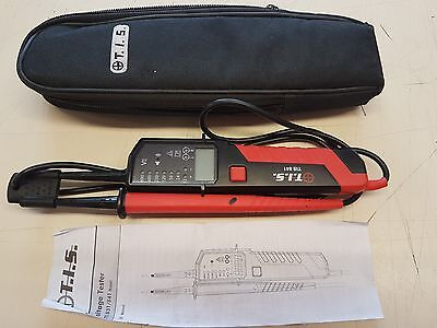 T.i.s 841 Voltage And Continuity Electrical Tester New Tool Tis 841