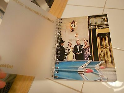 Cadillac Glamour 2004 Teneues Calendar Book/diary-Vg++ Condition-Wire Bound