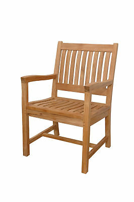 Anderson Teak Rialto Patio Dining Chair with Cushion