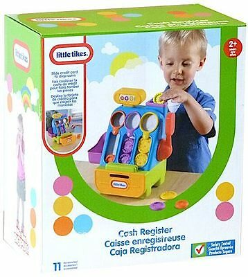 Little Tikes Cash Register Playset Toy Age 2+ - New & Sealed - Fast Dispatch