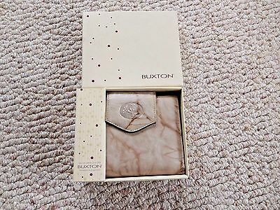 Vintage Women's Buxton Wallet in Box NOS