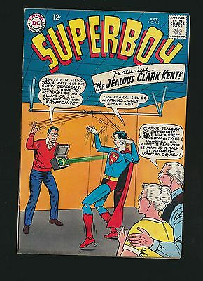 Superboy #122, VF-, Newly Acquired Collection