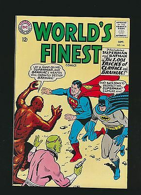 World's Finest #144, NM-, Newly Acquired Collection