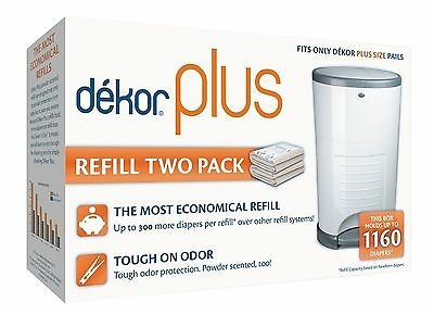 Dekor Plus Refill Two Count 2 Count