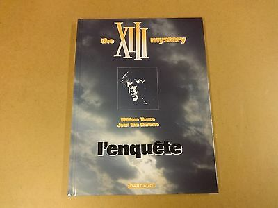 Bd / The Xiii Mystery - L'enquete