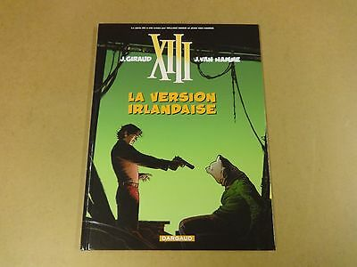 Bd / Xiii - La Version Irlandaise