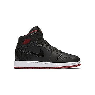 7fea0d1bcaa3 NEW YOUTH AIR Jordan 1 Retro High GS Shoes (705300-021) Youth US 5 ...