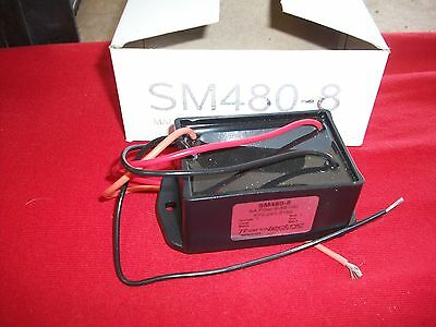 TRANSLECTRIC SM480-8 Servicemate Noise Filter /Spike Protector 6-48 VDC Input