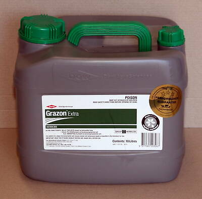 GRAZON EXTRA HERBICIDE 10-Litre (Triclopyr, Picloram & Aminopyralid)