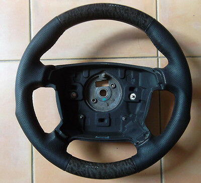 Ford Falcon BA BF GT FPV XR Fairmont perforated leather woodgrain steering wheel