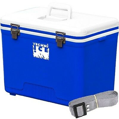 TECHNIICE Compact Series Ice Box 28L- White/Blue