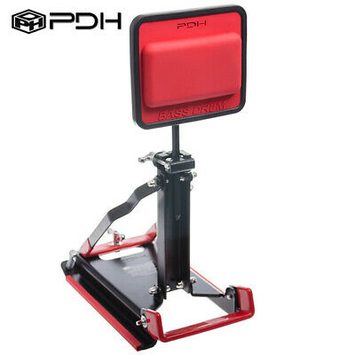PDH Bass drum practice unit for both single and double pedals