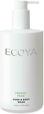 Ecoya Hand & Body Wash (French Pear) Ecoya Free Shipping!