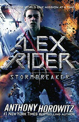 Stormbreaker (Alex Rider Adventures) by Horowitz, Anthony Book The Cheap Fast