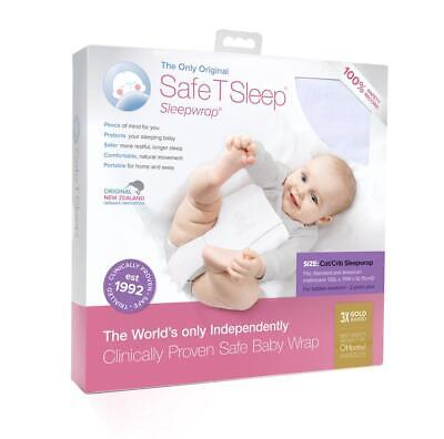 Safe T Sleep Safe T Sleep Cot Baby Wrap Free Shipping!