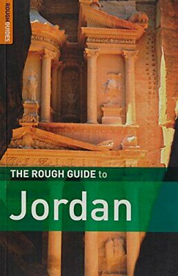 The Rough Guide to Jordan by Teller, Matthew Paperback Book The Cheap Fast Free