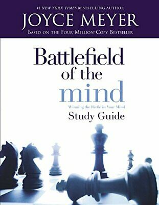 Battlefield of the Mind: Study Guide by Meyer, Joyce Paperback Book The Cheap