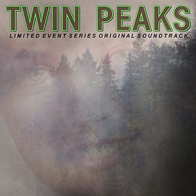 TWIN PEAKS (Limited Event Series Soundtrack) CD (2017)