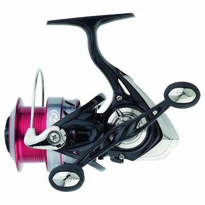New 2017 Daiwa Ninja Match & Feeder Reel - 2508DA (DOUBLE HANDLE)