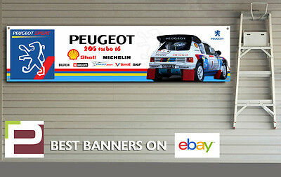 Porsche workshop banner boxster 944 924 turbo gt3 for Garage peugeot paris 17