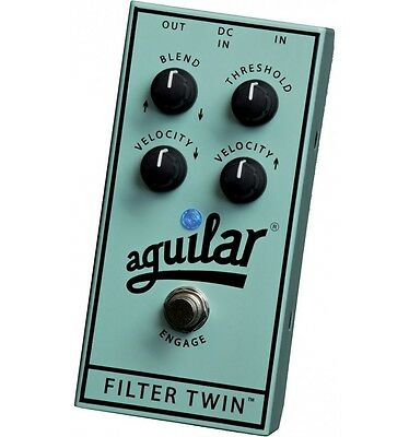 Aguilar Filter Twin - Effets Basse Analogique