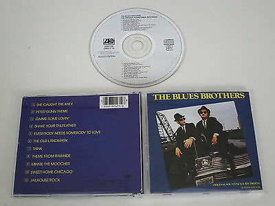 The Blues Brothers/ Soundtrack/ Brothers (Atlantic/Wea 7567-81471-2) CD