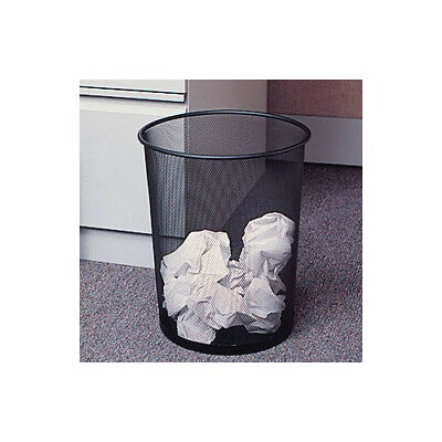 Rubbermaid Commercial Products Mesh 5 Gallon Waste Basket Set of 6