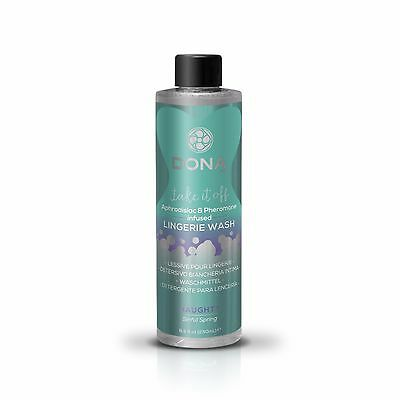 Lessive pour lingerie (aphrodisiaque) - Dona Lingerie Wash Naughty Sinful Spring