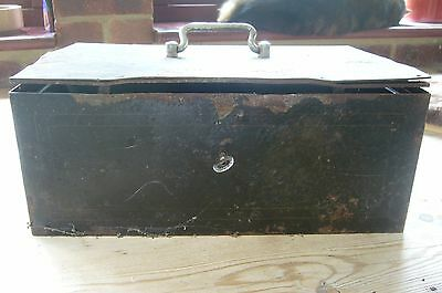 Old Cash/Deed Box