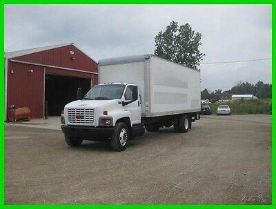 2007 GMC C7500 Used 24' 102X96 FRP WITH LIFTGATE