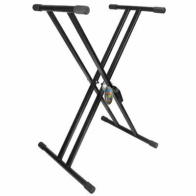 Mad About Double Braced Keyboard Stand