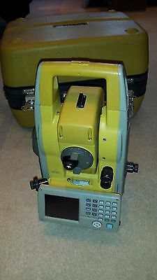 Total Station Topcon GPT 7505 reflectorless 2000m . Just calibrated