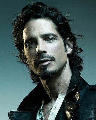 Chris Cornell 8x10 Photo R.I.P. Lab Printed Color Picture #141