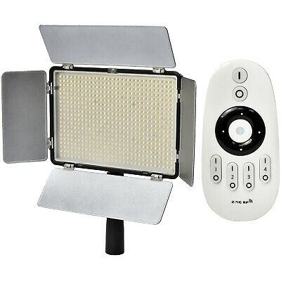 Vivitar Professional 600 LED 2200 Lumens Video Light with Remote