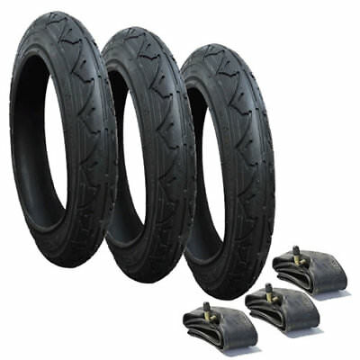 Phil and Teds Sport Tyres & Tubes (Set of 3) - Great Value - FREE 1ST CLASS POST