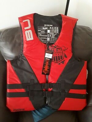 burn industries buoyancy aid life jacket