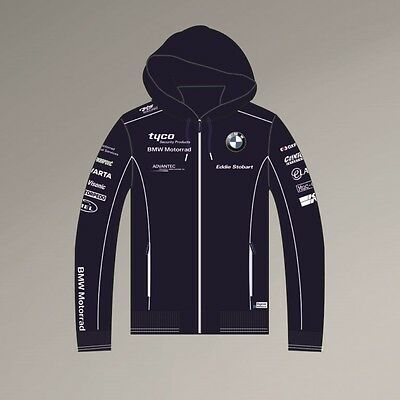 BMW Racing Tyco Team Hoodie - New 2017 Official Merchandise from Gomotogp