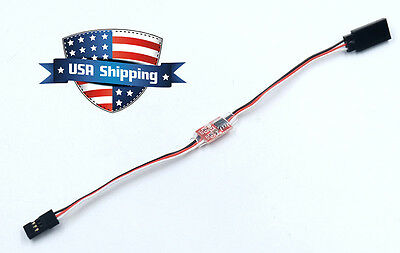 DELAY/SLOW/SPEED REDUCTION MODULE for RC Airplane Flap/Retract/Steering  Servo
