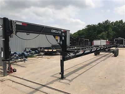 42 ft 42' Hay Farm Livestock Ranch Cow Horse Trailer Lufkin Waco Tyler Texas OK