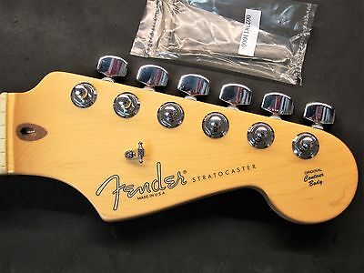 NICE Fender USA Stratocaster MAPLE NECK w/ TUNERS American Strat Electric Guitar