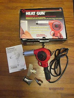 Milwaukee Industrial Heat Gun 750 in Box Appears Unused