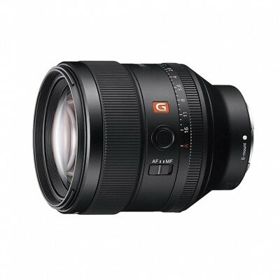 Sony FE 85mm f1,4 GM  E-mount G MASTER SEL85F14GM Full-Frame