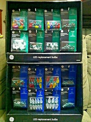 GE LED Replacement Bulb Packs~Energy Smart ConstantON~Stay Bright
