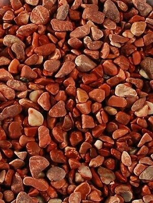 Aquarium Gravel 10kg 20kg 3mm 6mm 10mm Red