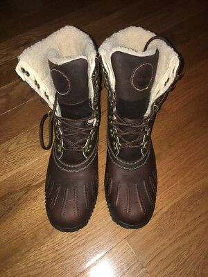 Men's Timberland Snow/Winter Boot | Brown | Size 10M