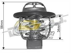 DAYCO Thermostat FOR Holden Rodeo 1//97-12//97 2.6L 8V MPFI TFG7 4ZE1