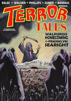 130 TERROR TALES #2 Rainfall chapbook. Horror tales of the weird and supernatul